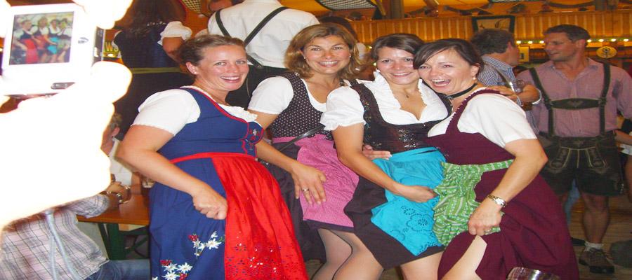 Oktoberfest legs