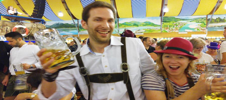 Oktoberfest fun