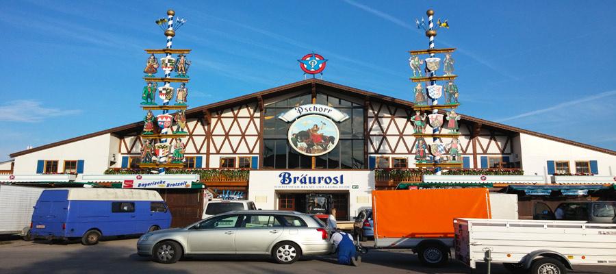 Oktoberfest Braurosl