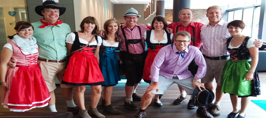 Oktoberfest group package