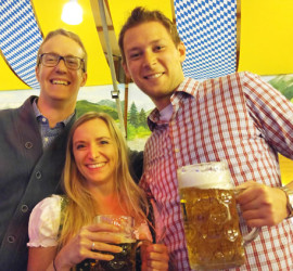 Oktoberfest friends  sc 1 th 216 & Oktoberfest packages u0026 beer tent reservations - Munich Germany