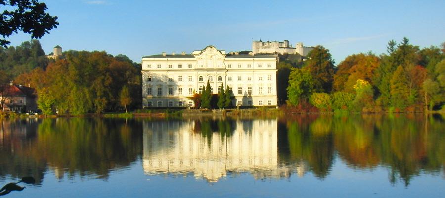 Salzburg Schloss Leopoldskron