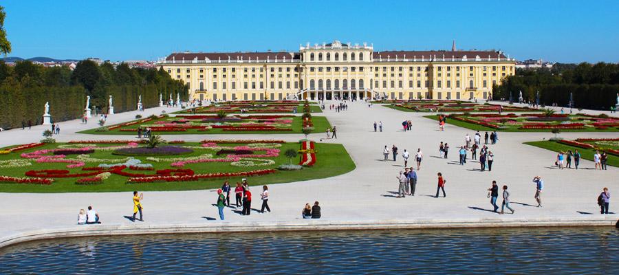 Vienna Schoenbrunn